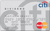 Citi Divident Platinum Select