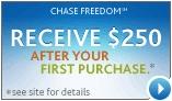 Chase $250 bonus