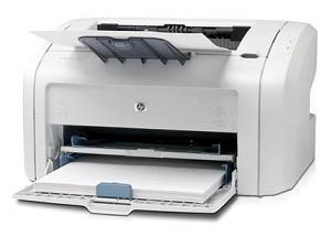 HP LJ1018 laser printer