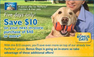 Petsmart Printable Coupon
