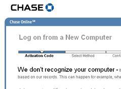 Chase Verification