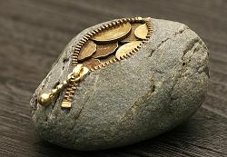 Stone wallet