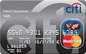 Citi Professional Cash Card