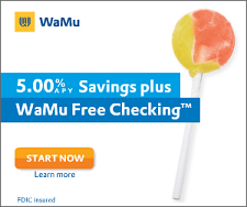 WaMu Savings 5%