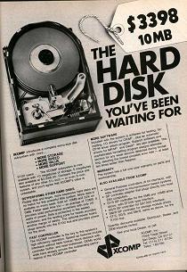 Old Hard Disk