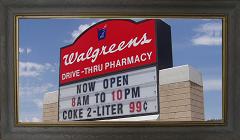 Walgreens Frames