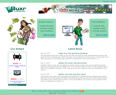 Buxr.com - Shop & Save, Share & Earn