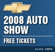 Free Tickets to 2008 Chicago Auto Show