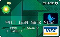 BP Chase Visa